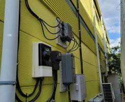 高圧変電設備から低圧受電に変更しました